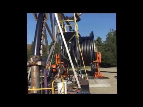 500kV Underground Transmission Pull