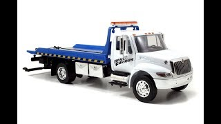 Jada Toys Fast   Furious Flatbed Tow Truck 124 Diecast Vehicle  For Kids
