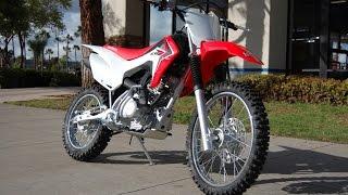8. 2014 Honda CRF125F
