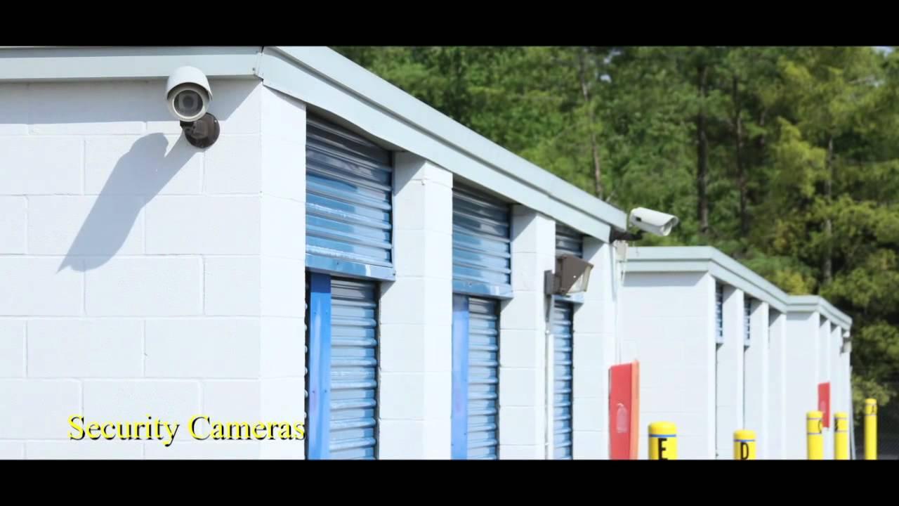 Rock Hill Cherry Road Self Storage 1022 Hearn Street South Carolina 29732 803 366 3356