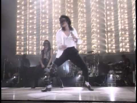 Michael Jackson Live Black Or White
