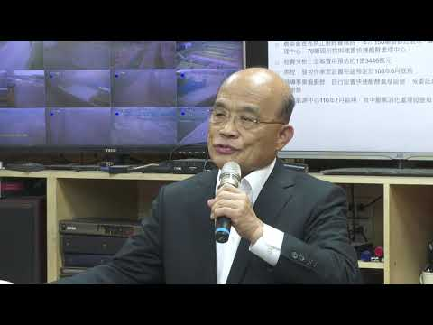 Video link:Premier Su inspects pigswill treatment, disease control measures at Taoyuan hog farm (Open New Window)