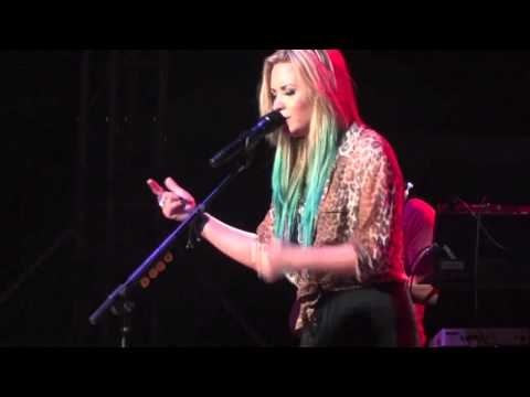 Tekst piosenki Demi Lovato - American Honey po polsku
