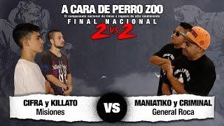 (Misiones) CIFRA y KILLATO vs MANIATIKO y CRIMINAL (General Roca)TIENDA SUDAMETRICA:https://www.facebook.com/TiendaSudametricaOficial⬇ NUESTRO MERCADO LIBRE ⬇▲ Mercado Libre: https://eshops.mercadolibre.com.ar/SUDAMETRICAORIGINAL⬇ SEGUÍNOS EN TODAS NUESTRAS REDES SOCIALES ⬇🎥 YouTube: https://www.youtube.com/sudametrica👍 Facebook: https://www.facebook.com/sudametrica1original💻 Página Web: https://www.sudametrica.com 📷 Instagram: https://www.instagram.com/sudametrica