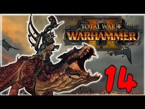 Total War: WARHAMMER II - Здравствуй, Ж*па! - Часть 14