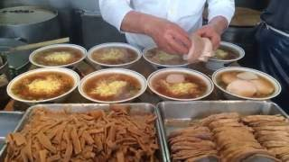 Video Japanese Street Food Ramen - Chuka Soba Inoue MP3, 3GP, MP4, WEBM, AVI, FLV Mei 2019