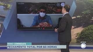 Novo decreto fecha tudo por 60 dias em Dois Córregos, após confirmação de um caso da variante P1 na