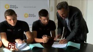 Video Cyclisme : Direct Energie, nouveau sponsor du Team Europcar MP3, 3GP, MP4, WEBM, AVI, FLV Mei 2017