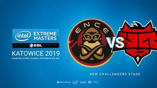 ENCE vs HR, game 1