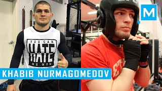 Video Khabib Nurmagomedov Strength & Conditioning Training Workouts | Muscle Madness MP3, 3GP, MP4, WEBM, AVI, FLV Februari 2019