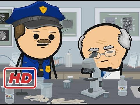 [Cyanide & Happiness] Forensics - Cyanide & Happiness Shorts