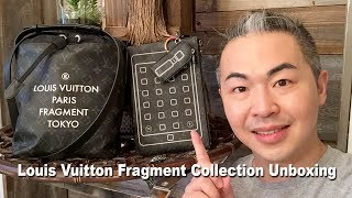 In this episode of Mr. Jan All In One, Steve has received a special box from his Louis Vuitton sales associate. The crazy part ... there are three items in the box  and Steve really doesn't know which item the sales associate choose for him. It's a Louis Vuitton surprise unboxing featuring the Fragment Collection ... we just don't know which pieces LOL.Steve Jan Social NetworksFacebook: https://www.facebook.com/MrJanAllInOneTwitter: https://twitter.com/MrJanAllInOneBlog: http://www.mrjanallinone.comInstagram: http://instagram.com/mrjanallinone