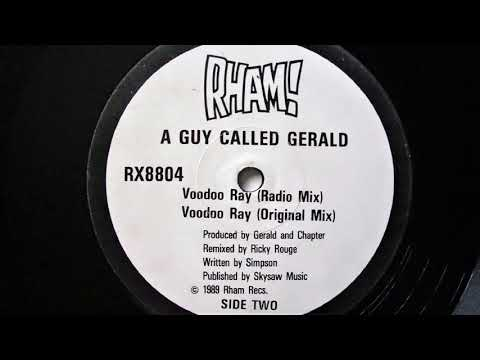 VOODOO RAY (ORIGINAL MIX) 1989