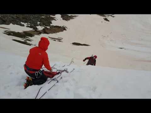 Курсове по катерене, алпинизъм и планинарство