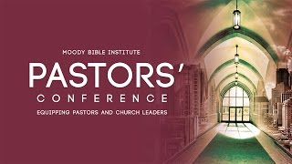 Join church and ministry leaders from around the country for a week of great preaching and encouragement at Pastors' Conference, May 22-25, 2017! Hear speakers like Erwin Lutzer, Crawford Lorrits, and Alex D. Montoya, along with Paul Nyquist, Moody president. Pastors' Conference is a time for men and women to be refreshed and equipped for ministry. You'll benefit from the invigorating Bible teaching, new friendships, and innovative ministry strategies. For more information or to register today, visit www.pastorsconference.com.