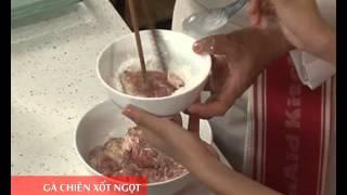 Món Ngon Mỗi Ngày - Gà chiên trộn xốt ngọt Mayonnaise