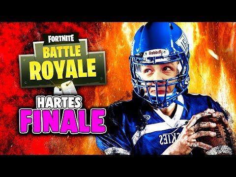 Fortnite Battle Royale - Hartes Finale