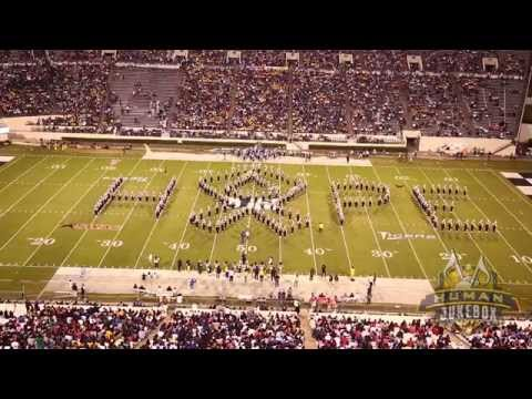 University - Boombox Classic 2014 Southern University Human Jukebox vs. Jackson State Sonic Boom of the South Be Sure To Watch in HD!!!!!!! The 2014-2015 Edition of the Southern University Human Jukebox.