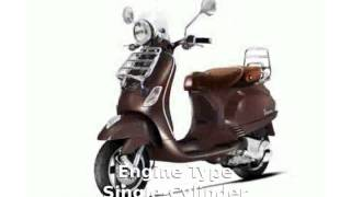 5. 2014 Vespa LXV 150 i.e. - Review & Specs
