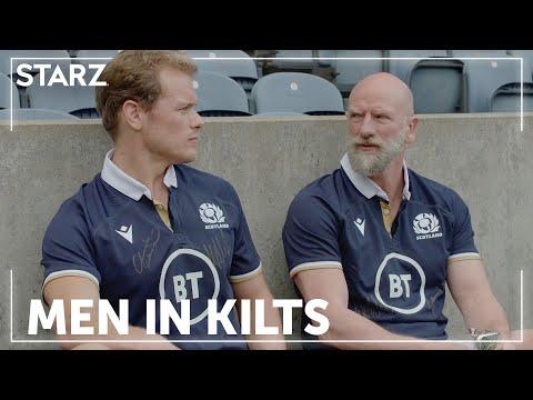 Men in Kilts | Scotland | STARZ