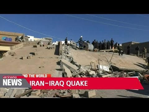 Iran quake death toll rises to 530 amid anger over lack of shelters