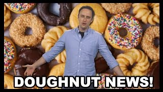 "Why is there SO much doughnut stuff in the news right now???  Also, do you have some doughnuts right now, and can we have one?Are you new? Then catch up with a few hundred episodes of The Food Feeder: http://goo.gl/z1ypZ Want to know what's going on with Food Feeder and Tasted in the future?Follow us on for updates:Noah: http://www.twitter.com/GalutenTasted: http://www.twitter.com/TastedChannelOh and we're on The Facebook: http://www.facebook.com/TastedChannelTune in to the Food Feeder with Tasted's food guru, Noah Galuten. Noah's been there and done that in pretty much every aspect of the culinary scene from his stint as a popular food writer for LA Weekly to now opening his own highly anticipated BBQ restaurant. Hop on for the ride as Noah gives us the inside scoop on what's hot and happening in the world of fascinating food from breaking news, to awesome events, cool chefs, incredible restaurants and all around good eats. Noah's the guy for everything you ever wanted to know about food... and then some.Watch more recent videos on Tasted:Whoppers F&%king Burritos: A Taste Test - Food Feederhttps://youtu.be/3D-qegvysqkPokémon-themed Burgers (a.k.a. ""Pokéburgs"") - Food Feederhttps://youtu.be/cS9ztTmo_twHell Or High Watermelon Beer Taste Test - Why Would You Drink That?https://youtu.be/mPZCuRU7NtQBlood Orange Beer Taste Test - Why Would You Drink That?https://youtu.be/gEG1byrjj5YBurger King's Mac N' Cheetos a RIP OFF??? - Food Feederhttps://youtu.be/KAunJFUP1_cMcDonald's Walk-Thru Lane - Food Feederhttps://youtu.be/FlSK-aSERb0Cheeto Burritos from Taco Bell - Food Feederhttps://youtu.be/BgU8IIt54dcMcGriddles All McDay? - Food Feederhttps://youtu.be/_MfkXZyFfB8The Most Expensive Wine in the World! - Food Feederhttps://youtu.be/xUCCCo2_e1YGrass-fed Burgers...from Chili's... - Food Feederhttps://youtu.be/CbbEtRCvv-cUgh.  Even Kale Is Bad for You Now - Food Feederhttps://youtu.be/pjj07OeyjKoBlack Ice Cream?!?!?! - Food Feederhttps://youtu.be/SAY6RbwRtMUA Restaurant for Cereal?!?!? - Food Feederhttps://youtu.be/QRX_agRZ_WMS'mores & Red Velvet Chips Ahoy! + Microwave = ??? - Food Feederhttps://www.youtube.com/watch?v=shodHcZ7CXgCheetos & Doritos IN ONE BAG?!?!?! - Food Feederhttps://www.youtube.com/watch?v=fYFsRKpP488Jif's Hazelnut Cheesecake Spread Gives Us a Sugar High!! - Food Feederhttps://www.youtube.com/watch?v=zRQax1UkRfUWe're Finally Trying Sriracha Cheez-It Snack Mix! - Food Feederhttps://www.youtube.com/watch?v=1N2Li6iE01oMaple Bacon Pop Tarts, In Our Face Holes. - Food Feederhttps://www.youtube.com/watch?v=0AXomF59F9gDoes Hershey's Simply 5 Syrup Taste Better Than The Original??? - Food Feederhttps://www.youtube.com/watch?v=GKtOuIP5ukUBad News for Soda Fans! - Food Feederhttps://www.youtube.com/watch?v=WSGBaXHtf0oWatermelon Pop Tarts, And They're Not Even Expired - Food Feederhttps://www.youtube.com/watch?v=l5jliEzLakMDo S'mores M&Ms Taste Like Camping? - Food Feederhttps://www.youtube.com/watch?v=zkBf5gz6hdoNoah's Back and He's Eating Chicken Fries Rings!! - Food Feederhttps://www.youtube.com/watch?v=Rpn5hpj_mm4Keurig + Krispy Kreme!!! - Food Feederhttps://www.youtube.com/watch?v=cecc3aRTEAAA Shake Shack Burger with PORK RINDS ON IT?! - Food Feederhttps://www.youtube.com/watch?v=z6fUc4tC2OIHealthy Hershey's?!?!?! - Food Feederhttps://www.youtube.com/watch?v=W237MO9LmS4Starbucks Wants You To Have S'More!!! - Food Feederhttps://www.youtube.com/watch?v=hEzyoW6Cas8Burger King's Latest Mashup: Whoppers + Hot Dogs - Food Feederhttps://www.youtube.com/watch?v=kzaAnFBr1ncIf You Like It Then You Make A Chicken Ring Of It!! - Food Feederhttps://www.youtube.com/watch?v=KvqDyYVzU4E"