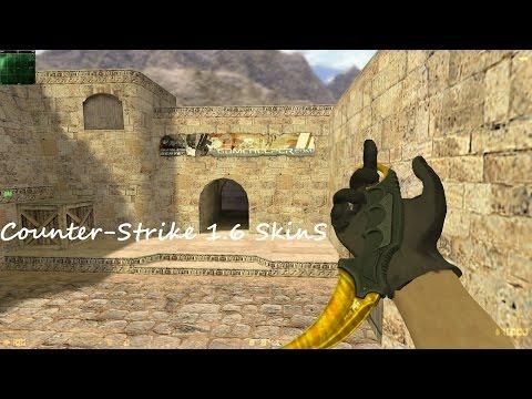 Counter Strike 1.6 Skins