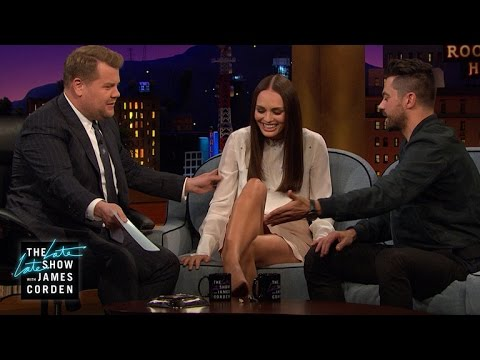 James & Dominic Cooper Test the Limits of Laura Haddock's OCD