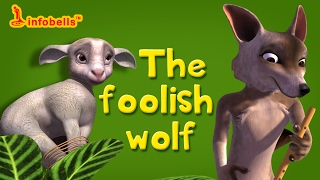 Great Stories for kids - The Foolish wolf, is written with value building themes that children can enjoy. The friendly people and animal characters in these short moral stories for kids can help children learn important lessons of life.for more information, visit www.infobells.comFor More details visit : www.infobells.comCheck out our Android Apps :https://play.google.com/store/search?q=infobells&c=apps