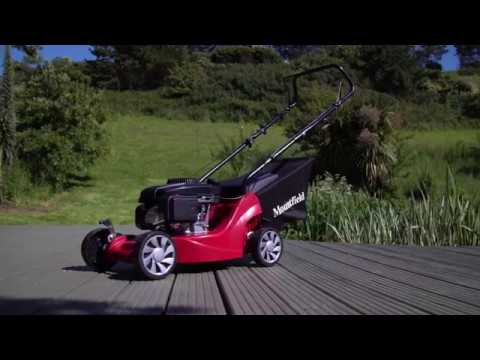 Introduction to the Mountfield HP164 (видео)