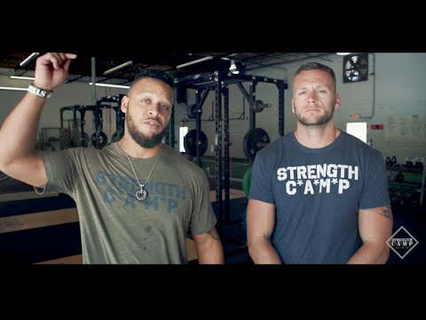 Strength Camp Clinic & Business Certification