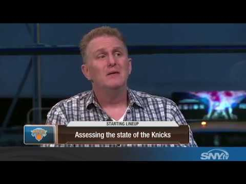 Video: Michael Rapaport rants about the New York Knicks