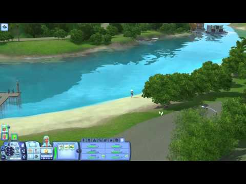 how to collect kelp sims 3