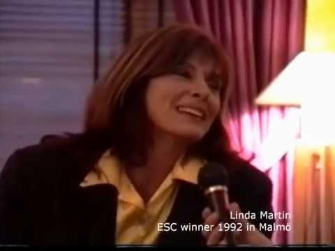 Ireland 1992: Interview with Linda Martin