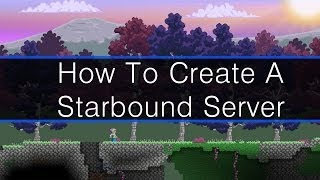 In this quick and easy tutorial, I show you how to create your own Starbound Server using Hamachi. Starbound Game: http://bit.ly/J7LIJn Hamachi: ...