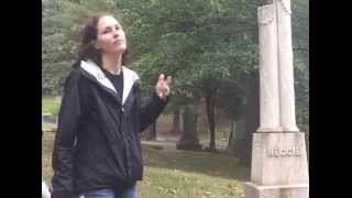 Ithaca City Cemetery tours bring local history to life