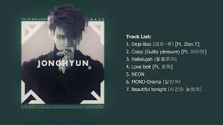Download Lagu [Full Album] JONGHYUN (종현) - 'BASE' [The 1st Mini Album] Mp3