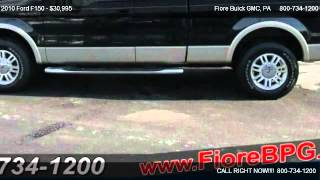 2010 Ford F150 4WD SuperCab 145 Lariat - for sale in Altoona, PA 16602