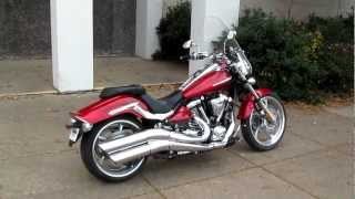 7. 2008 Yamaha Raider S For Sale