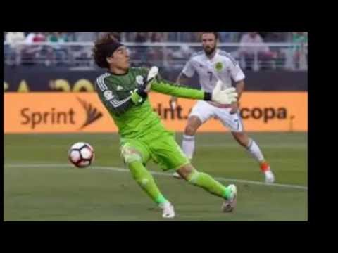 Mexico Vs. Chile |||| 2016 Copa America Highlights