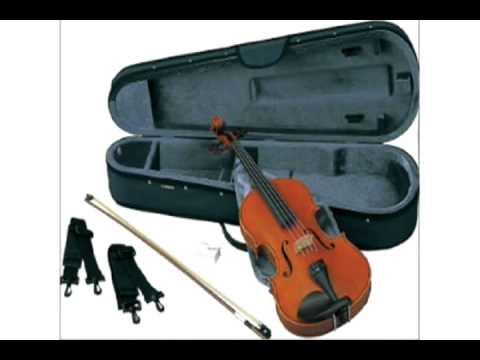 Značilnosti Yamaha violine, viole in violončela