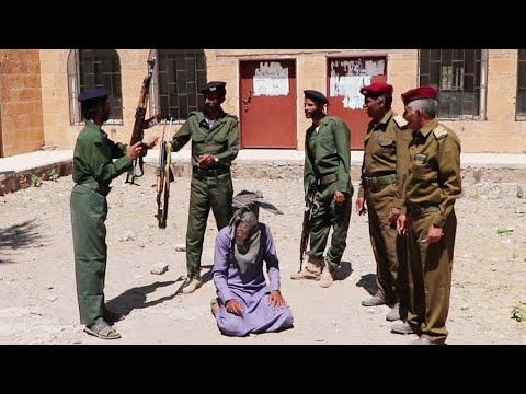 السجين الذي رفض السلاح  اعدامه