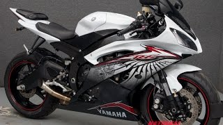 10. 2012  YAMAHA  YZFR6 600 - National Powersports Distributors