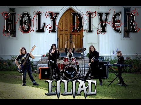 Holy Diver - Liliac (Official Cover Music Video)