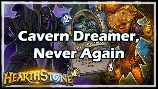Cavern Dreamer, Never Again - Witchwood / Hearthstone