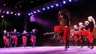 فرقة الفنون الشعبية الفلسطينية - مهرجان وادي الشعير 4