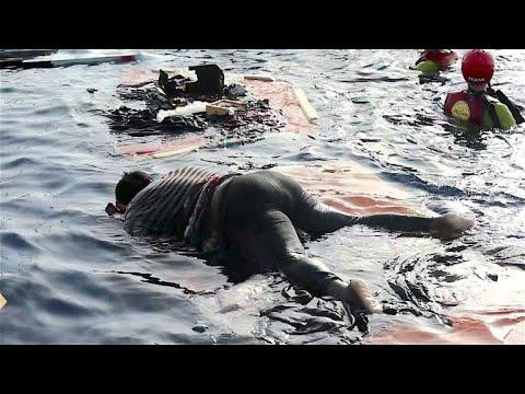 Tote im Mittelmeer: Schwere Vorwürfe gegen libysche Küstenwache