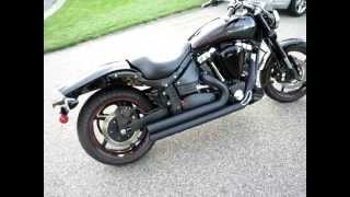 9. 2009 Yamaha Midnight Warrior