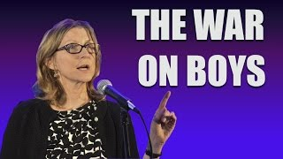 Download Video Christina Hoff Sommers: The War on Boys MP3 3GP MP4