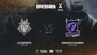 G2 Esports vs Windigo Gaming - EPICENTER 2018 EU Quals - map1 - de_inferno [ceh9]